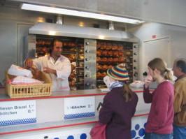 Grill-Hähnchen-Express, kulinarische Vielfalt